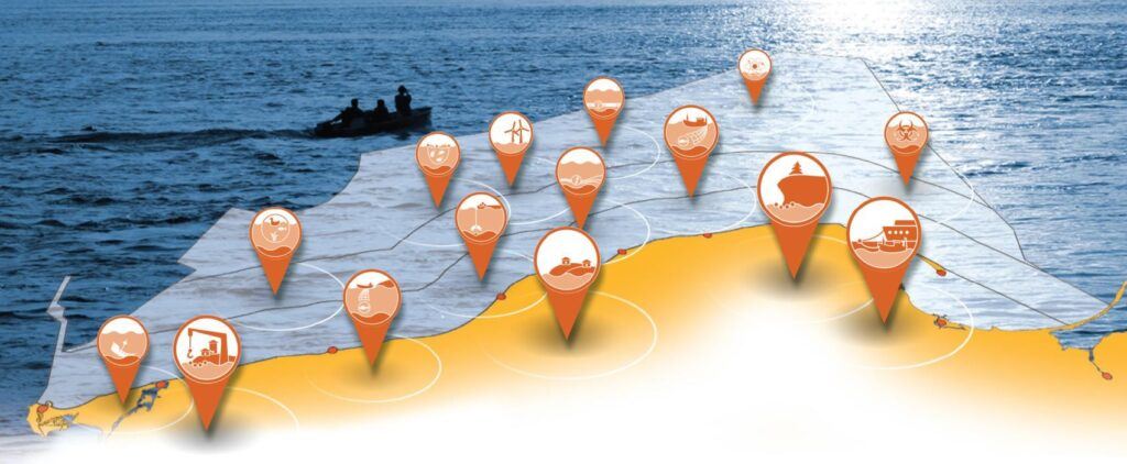 Plany morskie