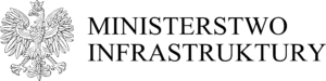 Logo Ministerstwa Infrastruktury